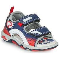 Čevlji  Dečki Sandali & Odprti čevlji Primigi FRANG Rdeča
