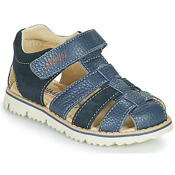 Čevlji  Dečki Sandali & Odprti čevlji Primigi PIETRA Modra