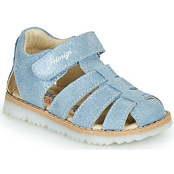 Čevlji  Dečki Sandali & Odprti čevlji Primigi MANI Modra