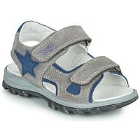 Čevlji  Dečki Sandali & Odprti čevlji Primigi GRIMMI Siva / Modra