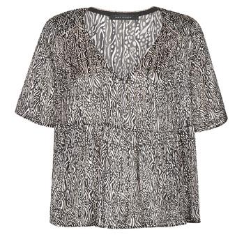 Oblačila Ženske Topi & Bluze Ikks BS11135-02 Siva