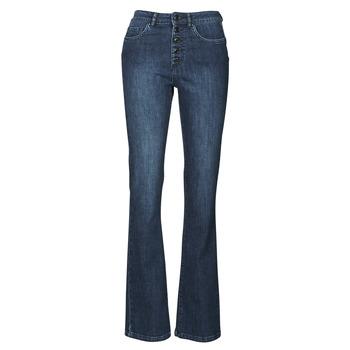 Oblačila Ženske Kavbojke bootcut Ikks BS29135-45 Modrá