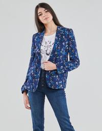 Oblačila Ženske Jakne & Blazerji Ikks BS40295-49 Modra