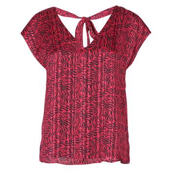 Oblačila Ženske Topi & Bluze Ikks BS11355-38 Malina
