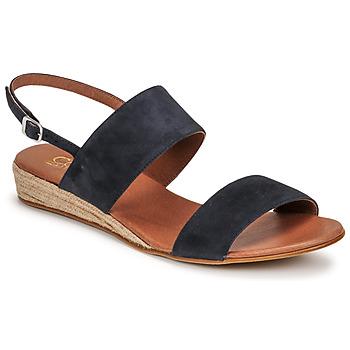 Čevlji  Ženske Sandali & Odprti čevlji Casual Attitude OLIVE Modra