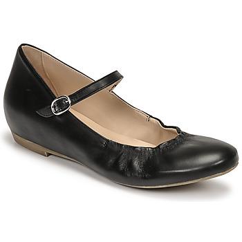 Čevlji  Ženske Balerinke Casual Attitude OLIVIA Črna