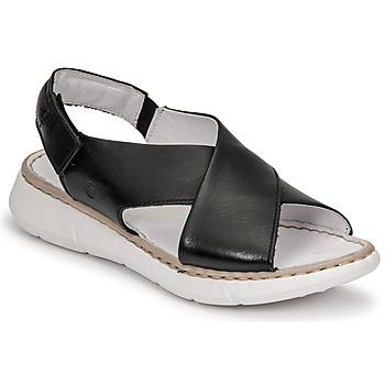 Čevlji  Ženske Sandali & Odprti čevlji Casual Attitude ODILE Črna