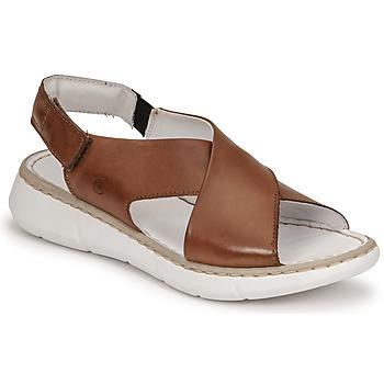 Čevlji  Ženske Sandali & Odprti čevlji Casual Attitude ODILE Kamel