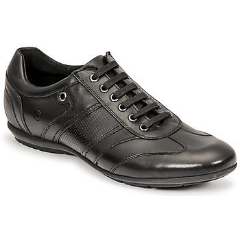 Čevlji  Moški Čevlji Derby Casual Attitude ODEO Črna