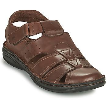 Čevlji  Moški Sandali & Odprti čevlji Casual Attitude ODOUNE Kostanjeva