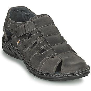 Čevlji  Moški Sandali & Odprti čevlji Casual Attitude ZIRONDEL Siva