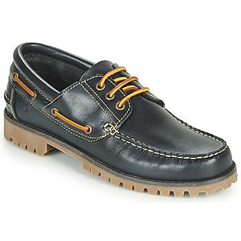 Čevlji  Moški Mokasini & Jadralni čevlji Casual Attitude EVEROA Modra