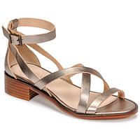 Čevlji  Ženske Sandali & Odprti čevlji Casual Attitude COUTIL Bronze