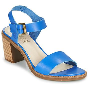 Čevlji  Ženske Sandali & Odprti čevlji Casual Attitude CAILLE Modra