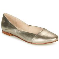 Čevlji  Ženske Balerinke Casual Attitude TOBALO Bronze