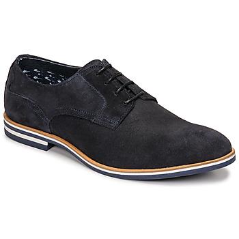 Čevlji  Moški Čevlji Derby Casual Attitude OLEO Modra