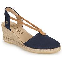 Čevlji  Ženske Sandali & Odprti čevlji Casual Attitude IPOP Modra