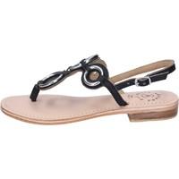 Čevlji  Ženske Sandali & Odprti čevlji Adriana Del Nista BK994 Črna
