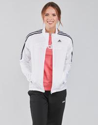 Oblačila Ženske Športne jope in jakne adidas Performance MARATHON JKT W Bela