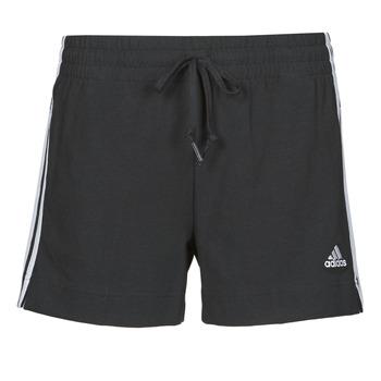 Oblačila Ženske Kratke hlače & Bermuda adidas Performance W 3S SJ SHO Črna