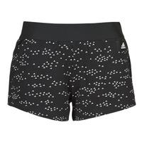 Oblačila Ženske Kratke hlače & Bermuda adidas Performance W WIN Short Črna
