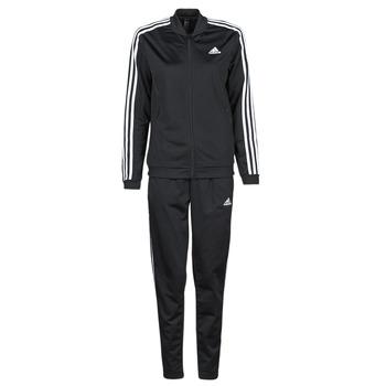 Oblačila Ženske Trenirka komplet adidas Performance W 3S TR TS Črna