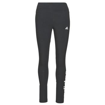 Oblačila Ženske Pajkice adidas Performance W LIN LEG Črna