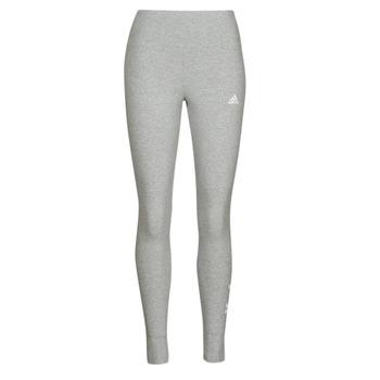 Oblačila Ženske Pajkice adidas Performance W LIN LEG Siva