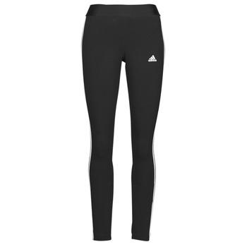 Oblačila Ženske Pajkice adidas Performance W 3S LEG Črna
