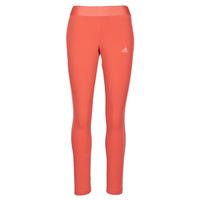 Oblačila Ženske Pajkice adidas Performance W 3S LEG Rdeča