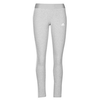 Oblačila Ženske Pajkice adidas Performance W 3S LEG Siva