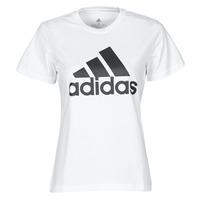Oblačila Ženske Majice s kratkimi rokavi adidas Performance W BL T Bela