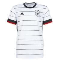 Oblačila Moški Majice s kratkimi rokavi adidas Performance DFB H JSY Bela