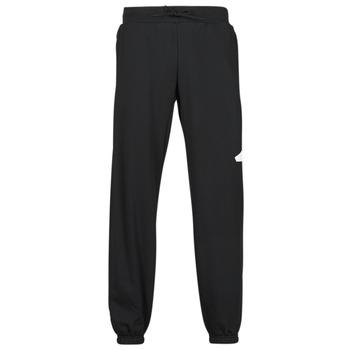 Oblačila Moški Spodnji deli trenirke  adidas Performance M FI Pant 3B Črna