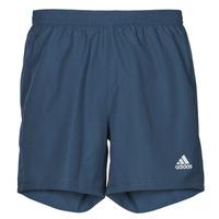 Oblačila Moški Kratke hlače & Bermuda adidas Performance RUN IT SHORT Modra