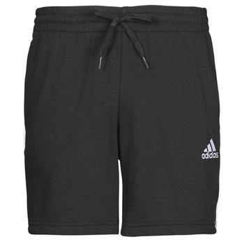 Oblačila Moški Kratke hlače & Bermuda adidas Performance M 3S FT SHO Črna