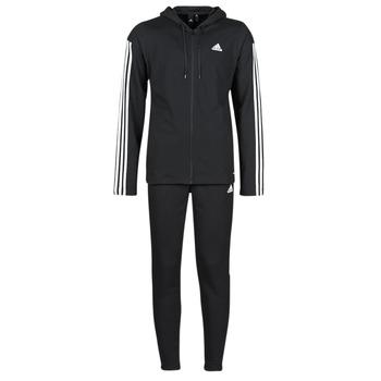Oblačila Moški Trenirka komplet adidas Performance M Rib Tracksuit Črna