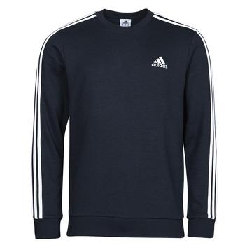 Oblačila Moški Puloverji adidas Performance M 3S FT SWT Modra