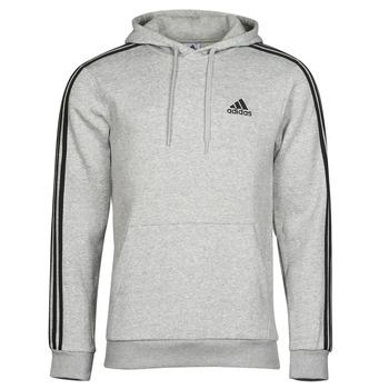 Oblačila Moški Puloverji adidas Performance M 3S FL HD Siva