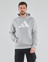 Oblačila Moški Puloverji adidas Performance M FI Hood Siva