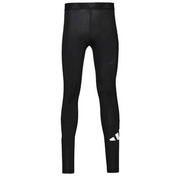 Oblačila Moški Pajkice adidas Performance TF 3 BAR LT Črna