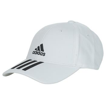 Tekstilni dodatki Kape s šiltom adidas Performance BBALL 3S CAP CT Bela