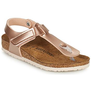 Čevlji  Deklice Japonke Birkenstock KAIRO HL Rožnata