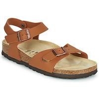 Čevlji  Deklice Sandali & Odprti čevlji Birkenstock RIO Kostanjeva