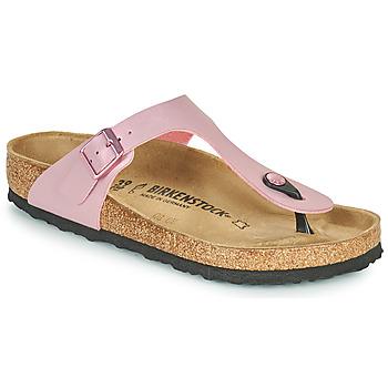 Čevlji  Ženske Japonke Birkenstock GIZEH Rožnata