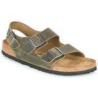 Čevlji  Moški Sandali & Odprti čevlji Birkenstock MILANO Kaki
