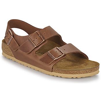 Čevlji  Moški Sandali & Odprti čevlji Birkenstock MILANO Kostanjeva