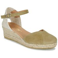 Čevlji  Ženske Sandali & Odprti čevlji Betty London INONO Kaki