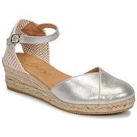 Čevlji  Ženske Sandali & Odprti čevlji Betty London INONO Srebrna