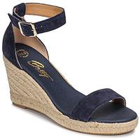 Čevlji  Ženske Sandali & Odprti čevlji Betty London INDALI Modra